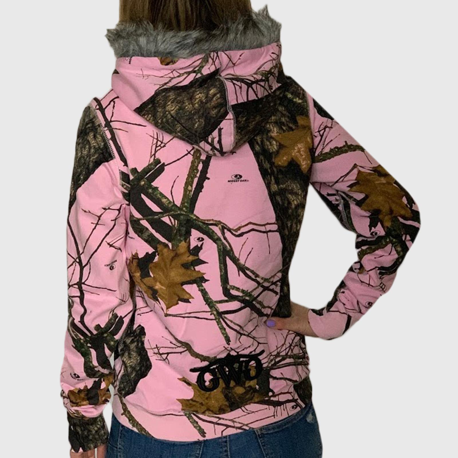 Крутая женская толстовка от ТМ Girls with guns – покупай вместо куртки