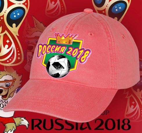 Топовая бейсболка фана Россия