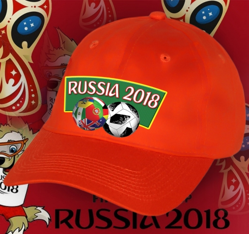 Топовая бейсболка Russia