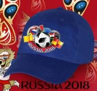 ТОПовая бейсболка Russia 2018.