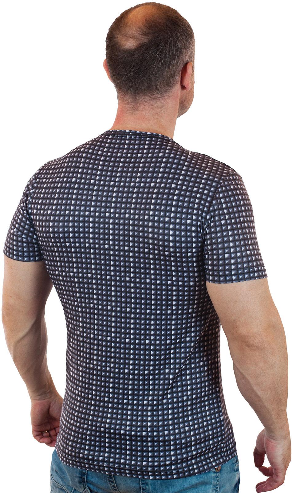 Топовая футболка Splash® для самодостаточных мужчин с доставкой