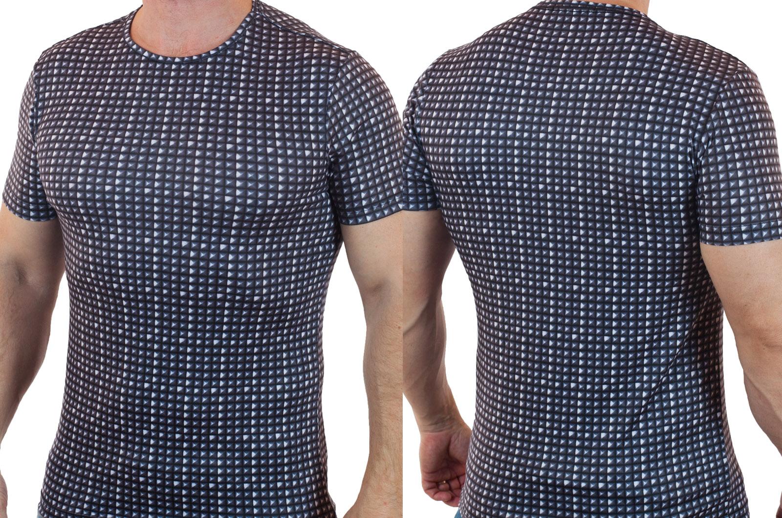 Топовая футболка Splash® для самодостаточных мужчин - от Военпро