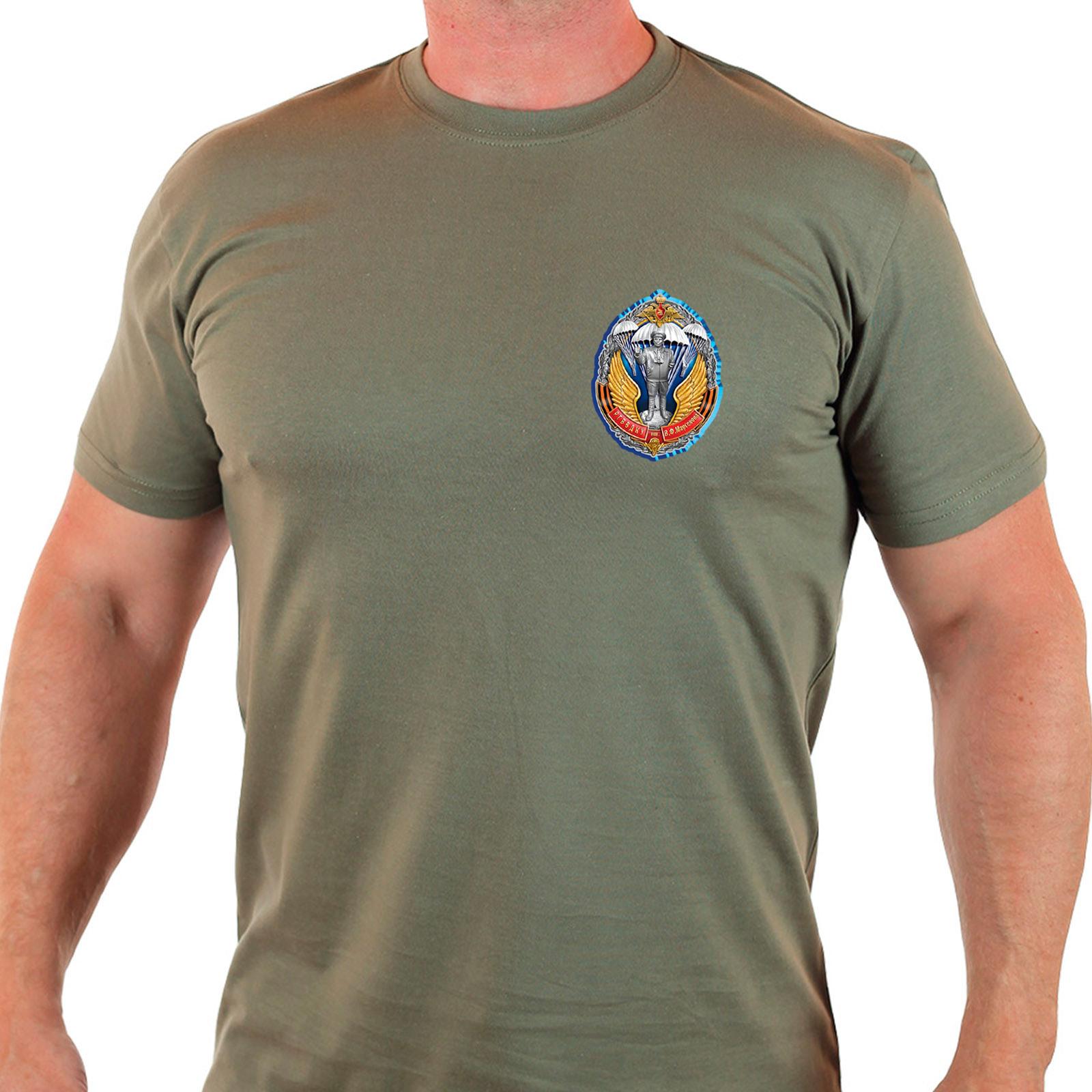 Топовая футболка ВДВ для десантников