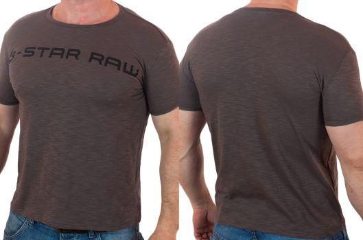 Топовая городская футболка от G-Star Raw®