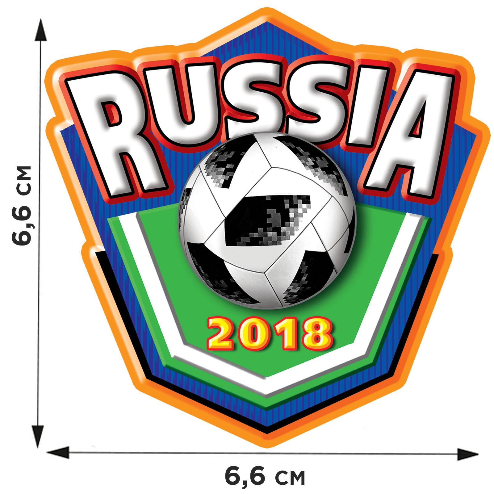 Купить топовую картинку для сублимации Russia с доставкой или самовывозом