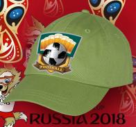 ТОПовая кепка футбольного болельщика.