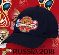 Топовая кепка с авторским принтом Russia и национальной символикой «Мишка русская душа и Матрешки» по невероятно низкой цене. Покупай не задумываясь!
