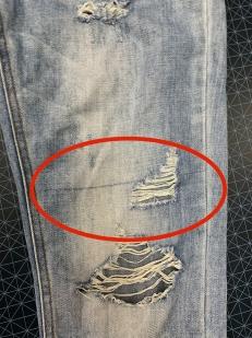Топовая модель состаренных джинсов от Vila®