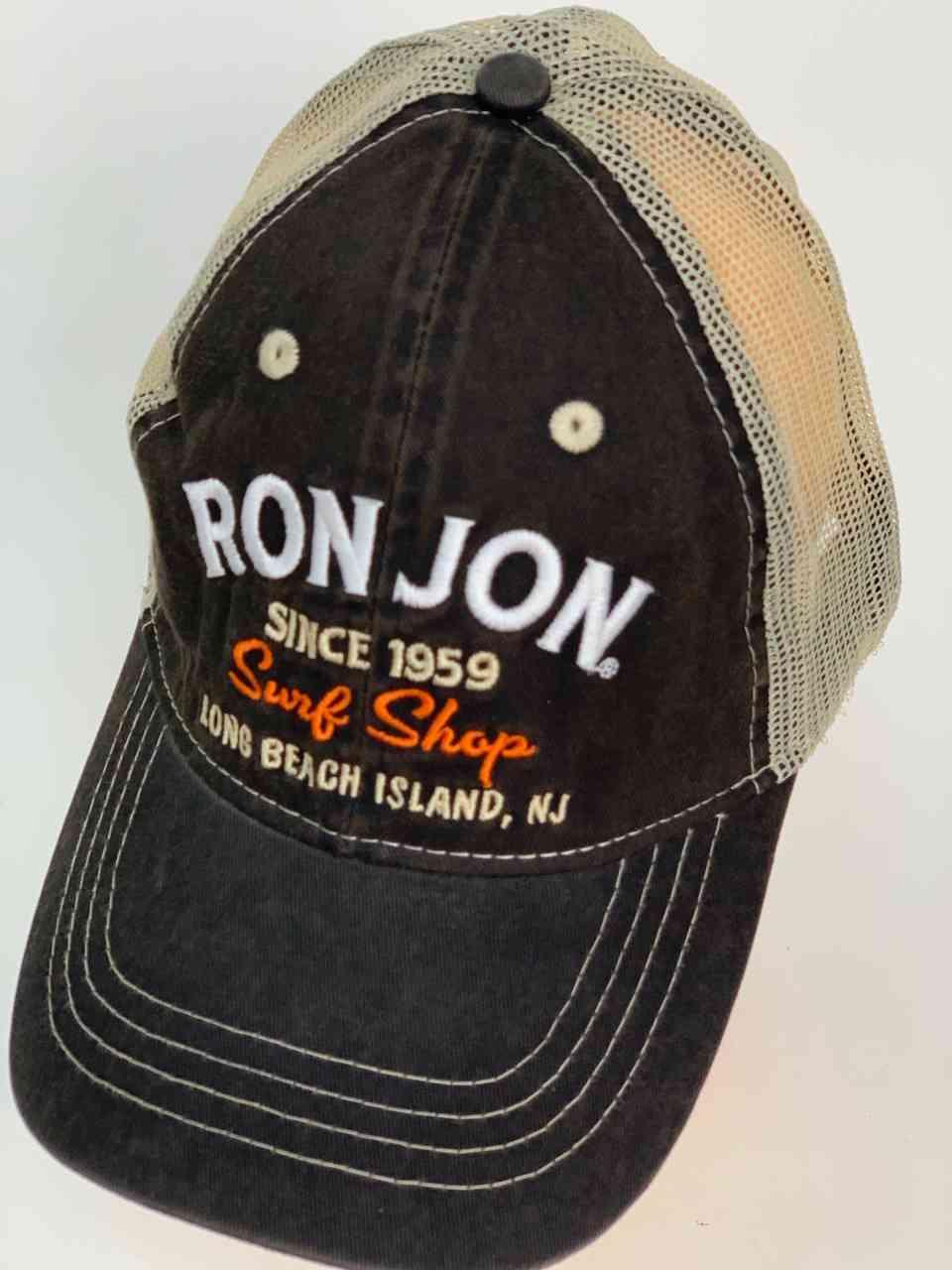 Топовая мужская бейсболка Ron Jon