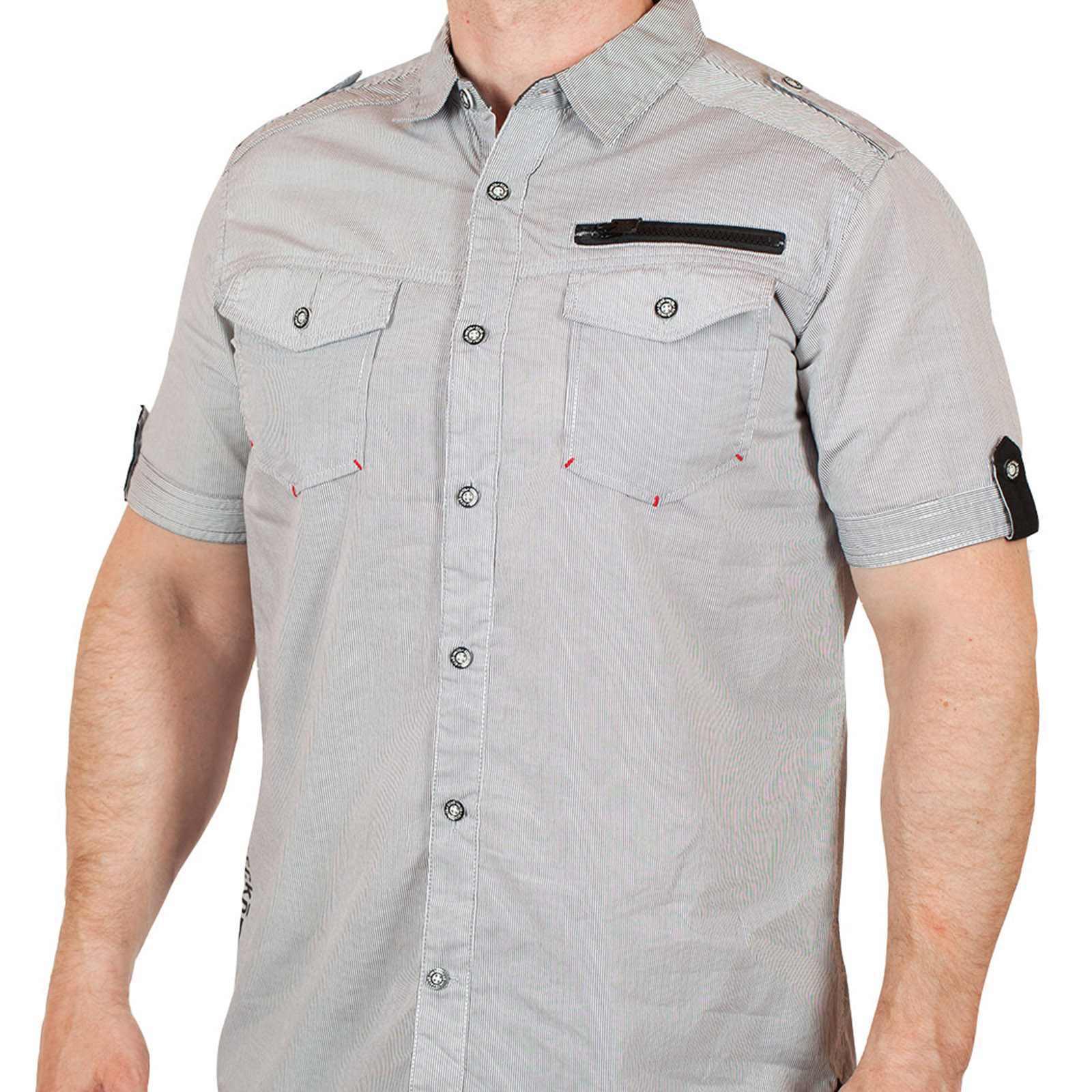 Топовая мужская рубашка от Ecko Unltd (США)