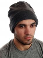 Топовая мужская шапка из флиса