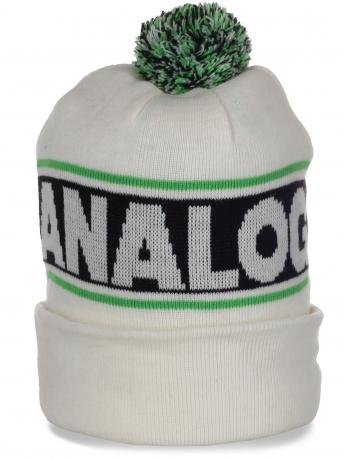 Топовая мужская шапочка от AnaLog