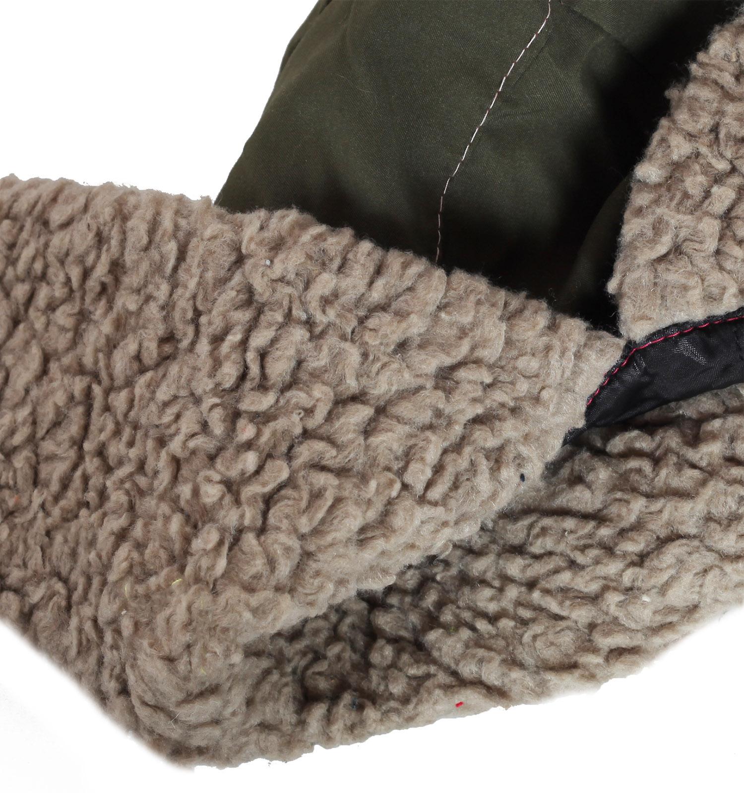 Заказать топовую мужскую зимнюю шапку-ушанку с мягким козырьком утепленную мехом по низкой цене