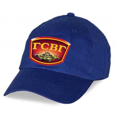Топовая синяя кепка ГСВГ - купить онлайн