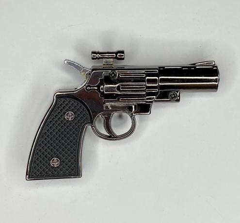 Топовая сувенирная зажигалка-пистолет