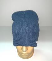 Топовая светло-синяя шапка