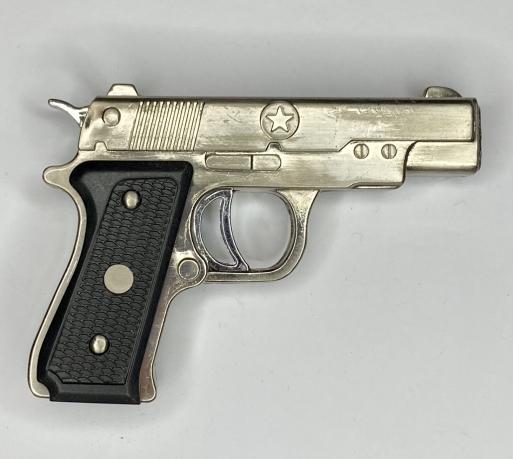 Топовая зажигалка-пистолет