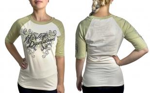 Топовая женская футболка Harley-Davidson