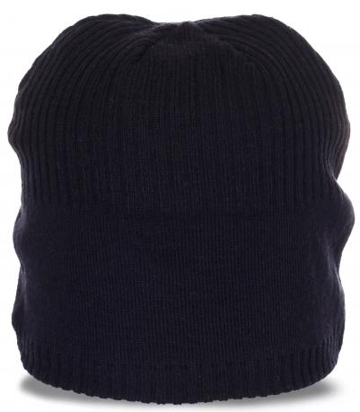 Топовая зимняя флисовая шапка для мужчин