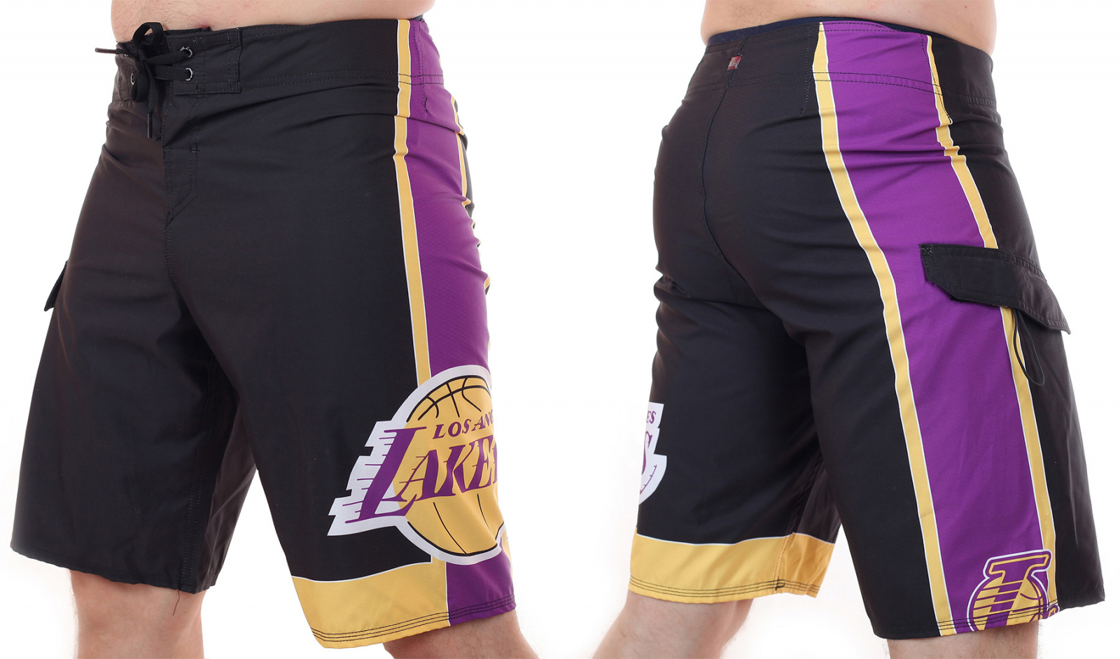 Топовые бордшорты Los Angeles Lakers, будь первым во всем!