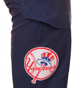 Топовые бордшорты с логотипом бейсбольного клуба MLB New York Yankees - карман