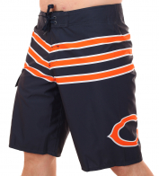 ТОПовые бордшорты с логотипом профессионального футбольного клуба Chicago Bears