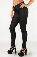 Топовые черные джинсы в обтяжку от Vila®