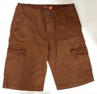 Топовые шорты мужские с накладными карманами