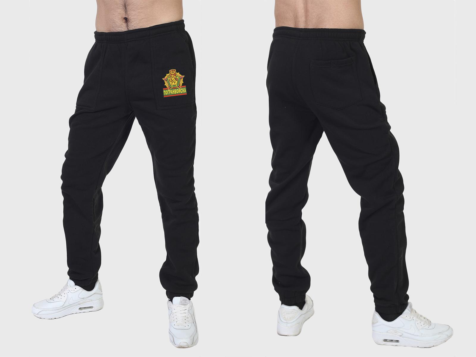 Топовые спортивные штаны для пограничника