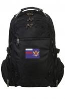 Топовый городской рюкзак с нашивкой ФСИН