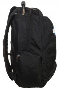 Топовый городской рюкзак с шевроном ЗА ВМФ купить в подарок