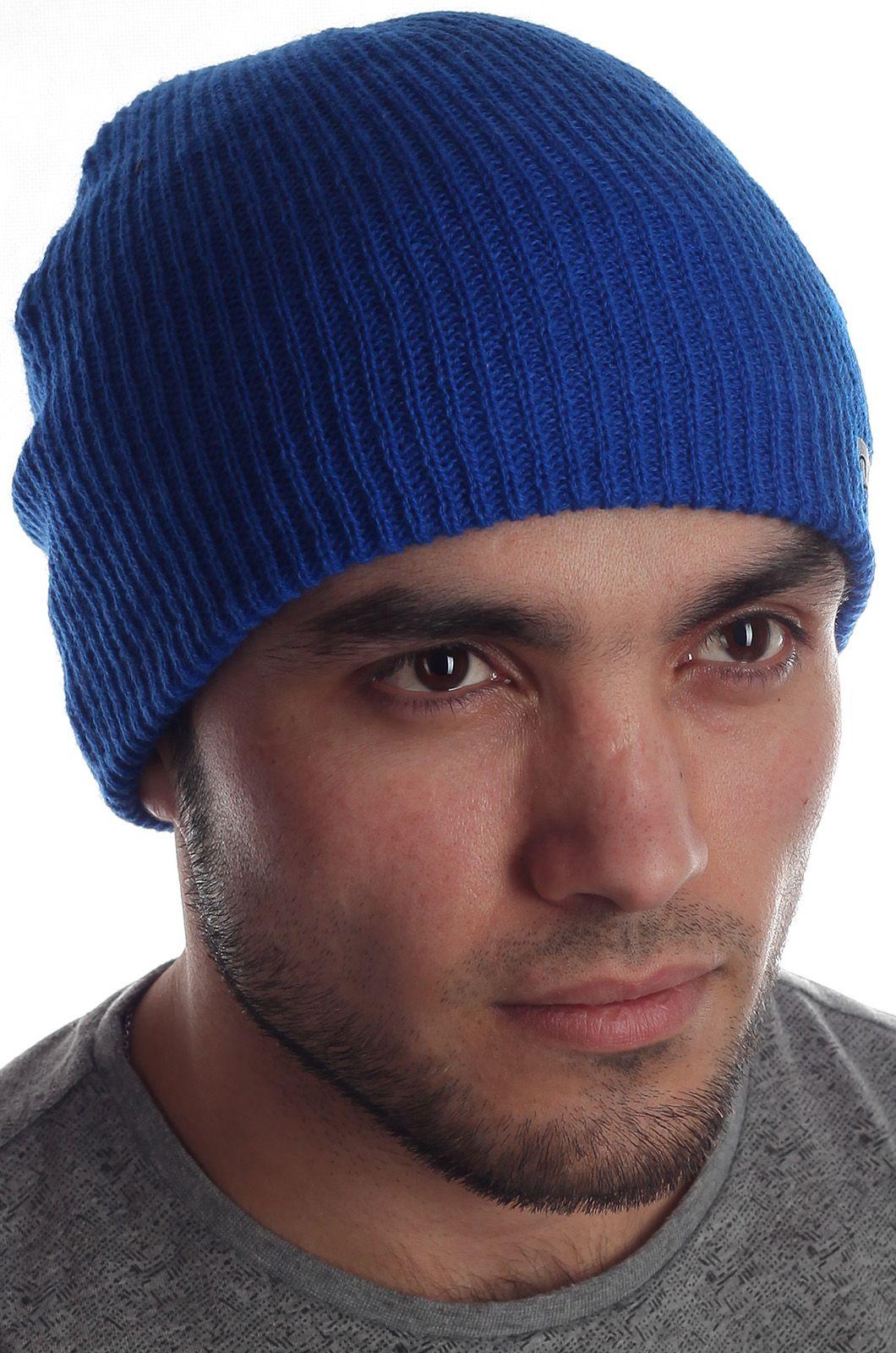Традиционная универсальная шапка бини Neff стильной модели