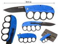 Траншейный нож Tac Force Speedster TF-721BL