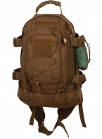 Трехдневный армейский рюкзак (60 литров, койот)