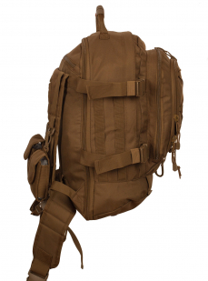 Трехдневный эргономичный рюкзак с нашивкой Потомственный Казак - купить оптом