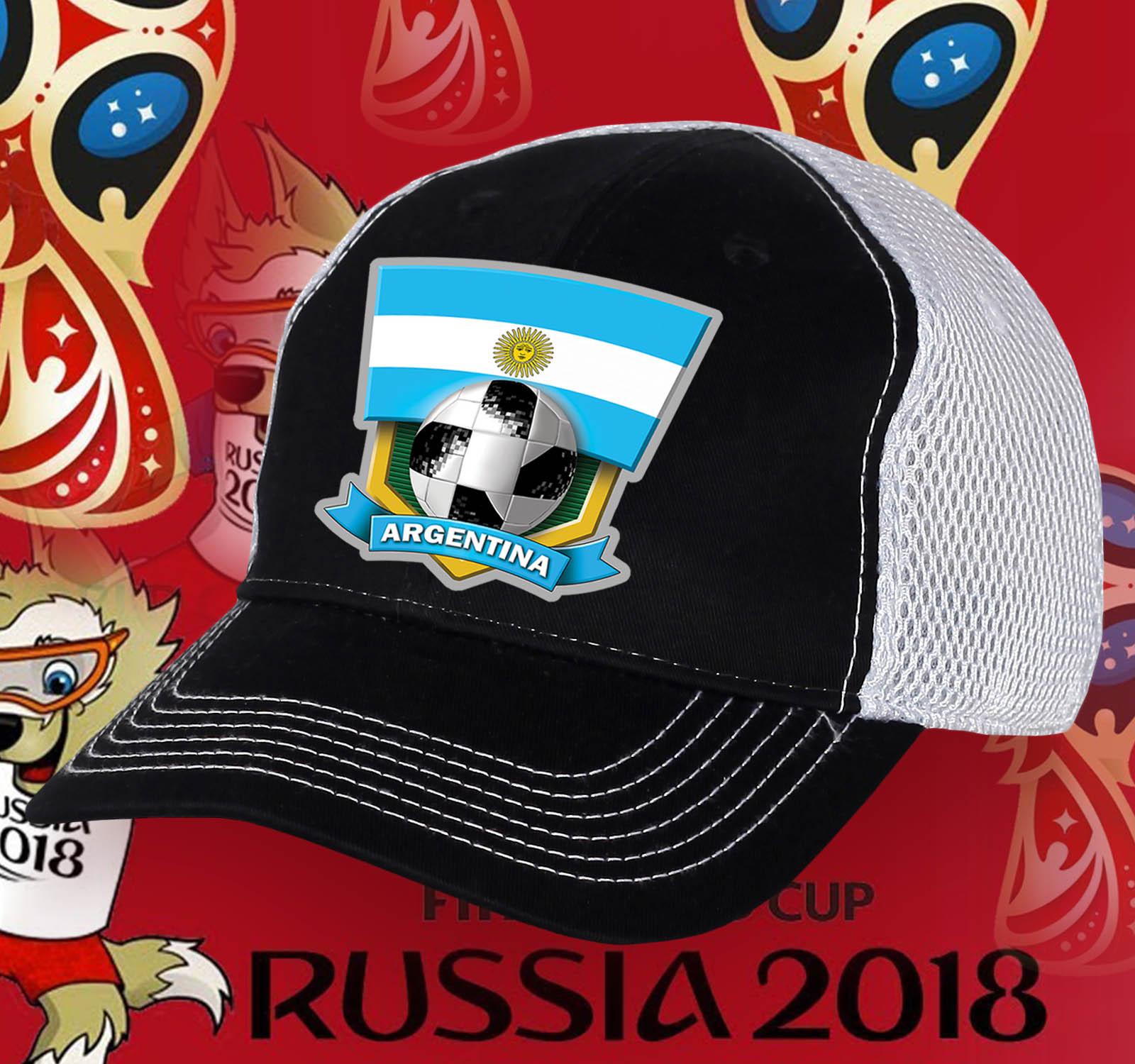 Трендовая кепка ARGENTINA