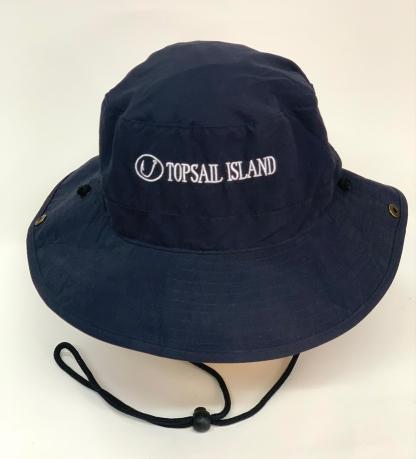 Трендовая летняя панама Topsail Island