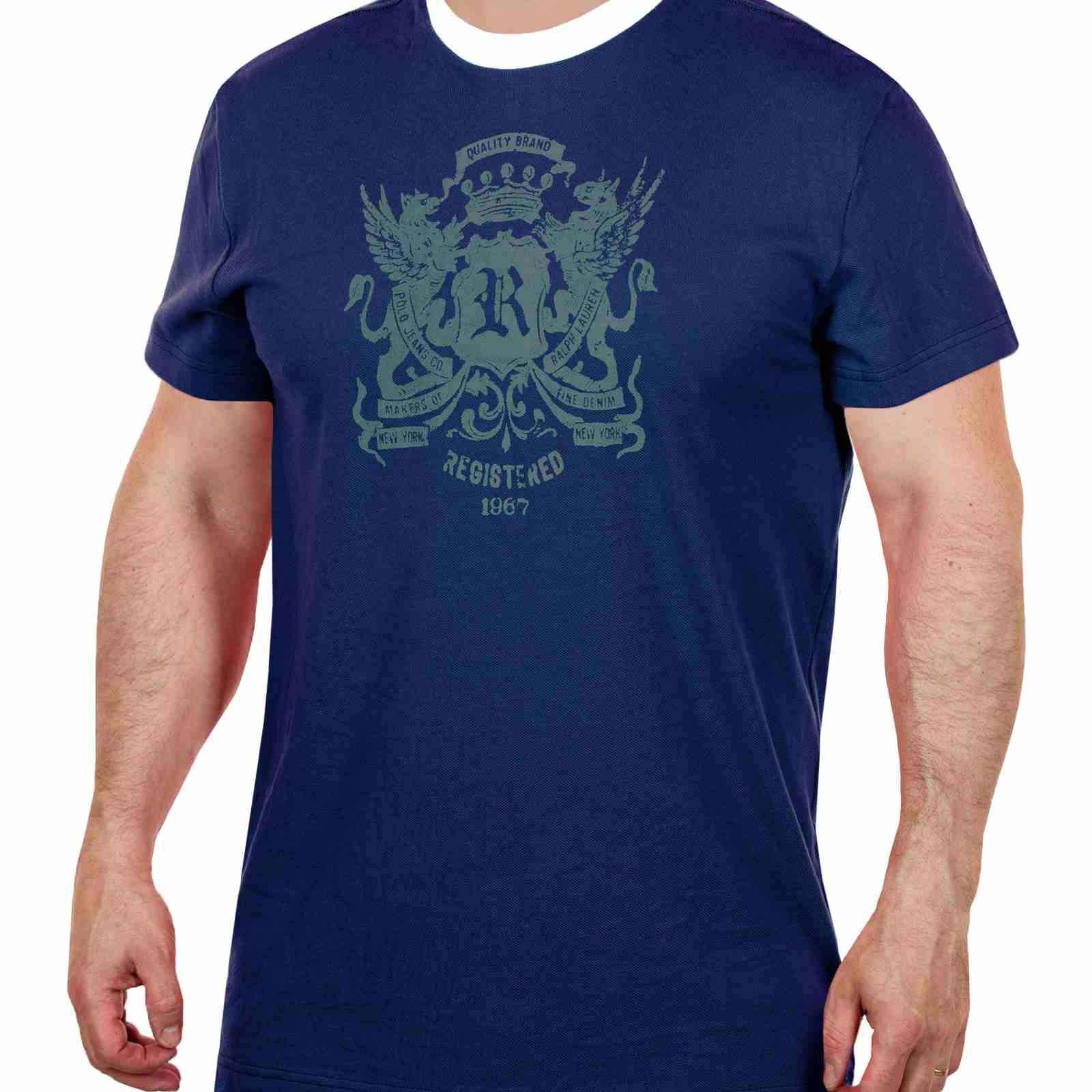 Трендовая мужская футболка от Ralph Lauren (США)-главная