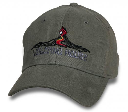 Трендовая мужская кепка Volcano House.