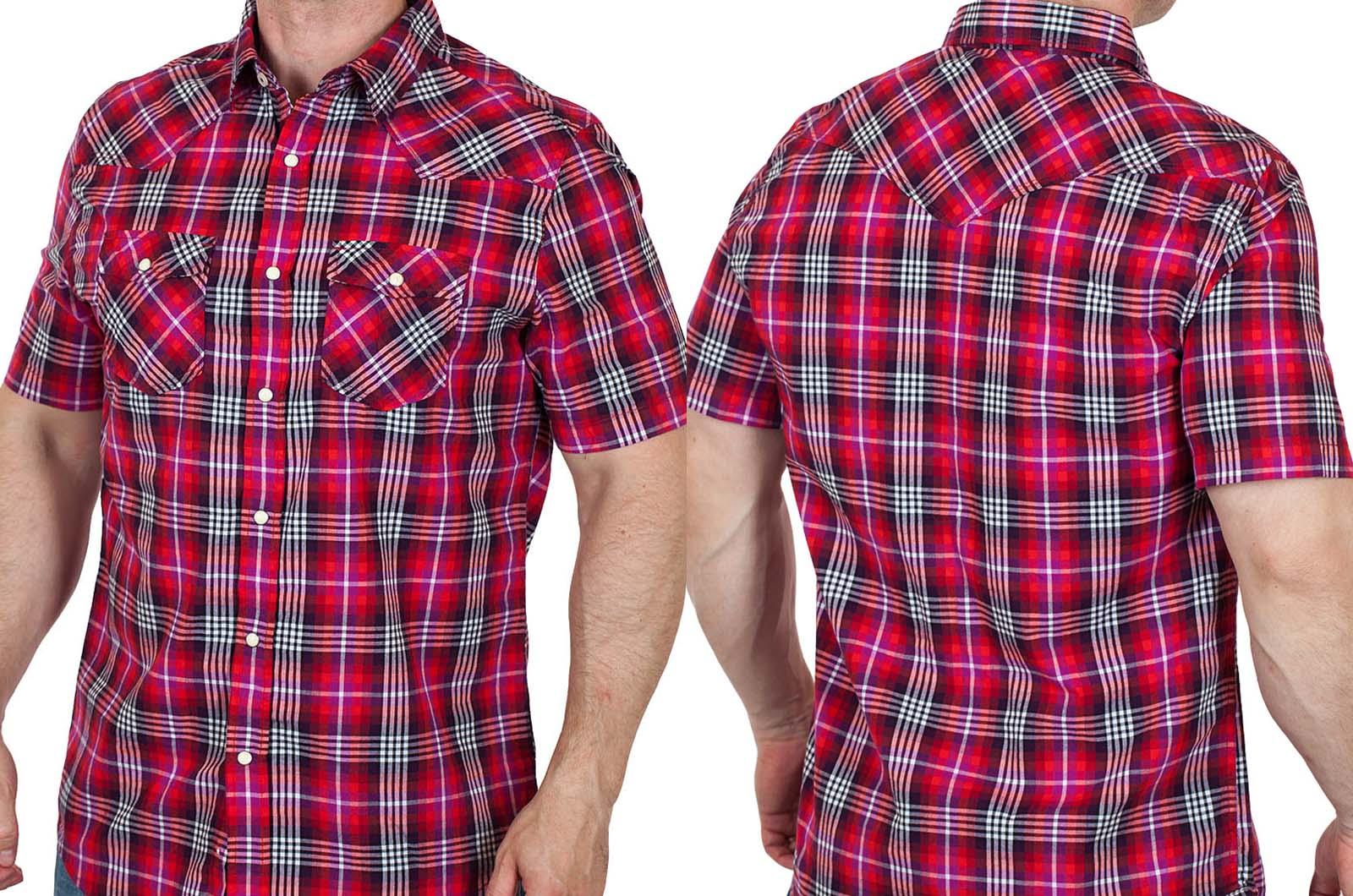 Трендовая мужская рубашка Aeropostale с доставкой