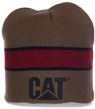 Трендовая мужская шапочка от CAT