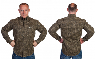 Трендовая рубашка Mossy Oak (США)
