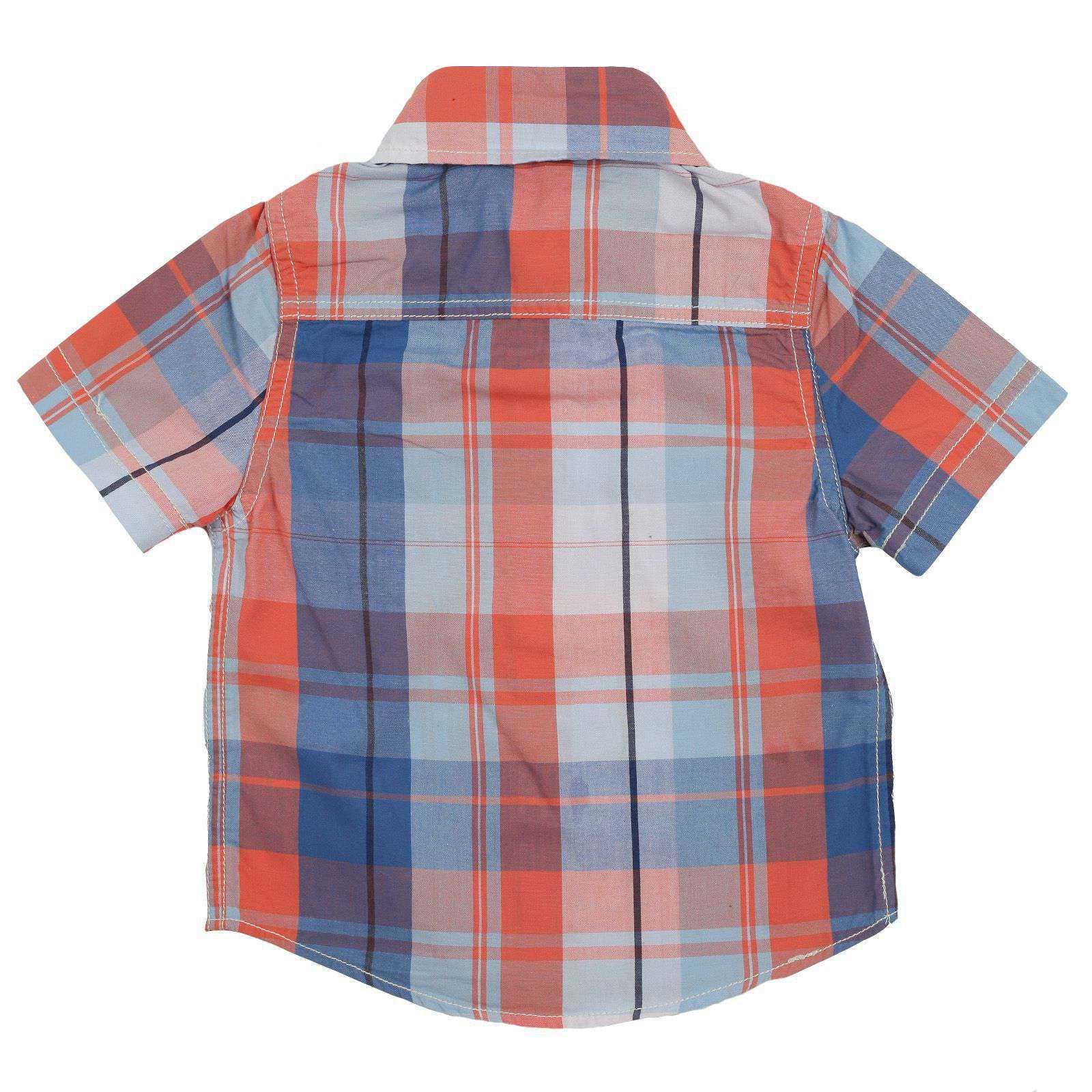 Трендовая рубашка от австралийского бренда Baby Harvest №19
