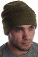 Трендовая шапка-носок для мужчин