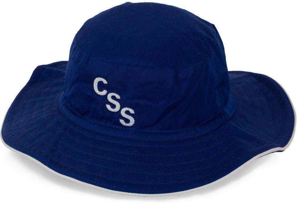 Трендовая шляпа для пляжного отдыха