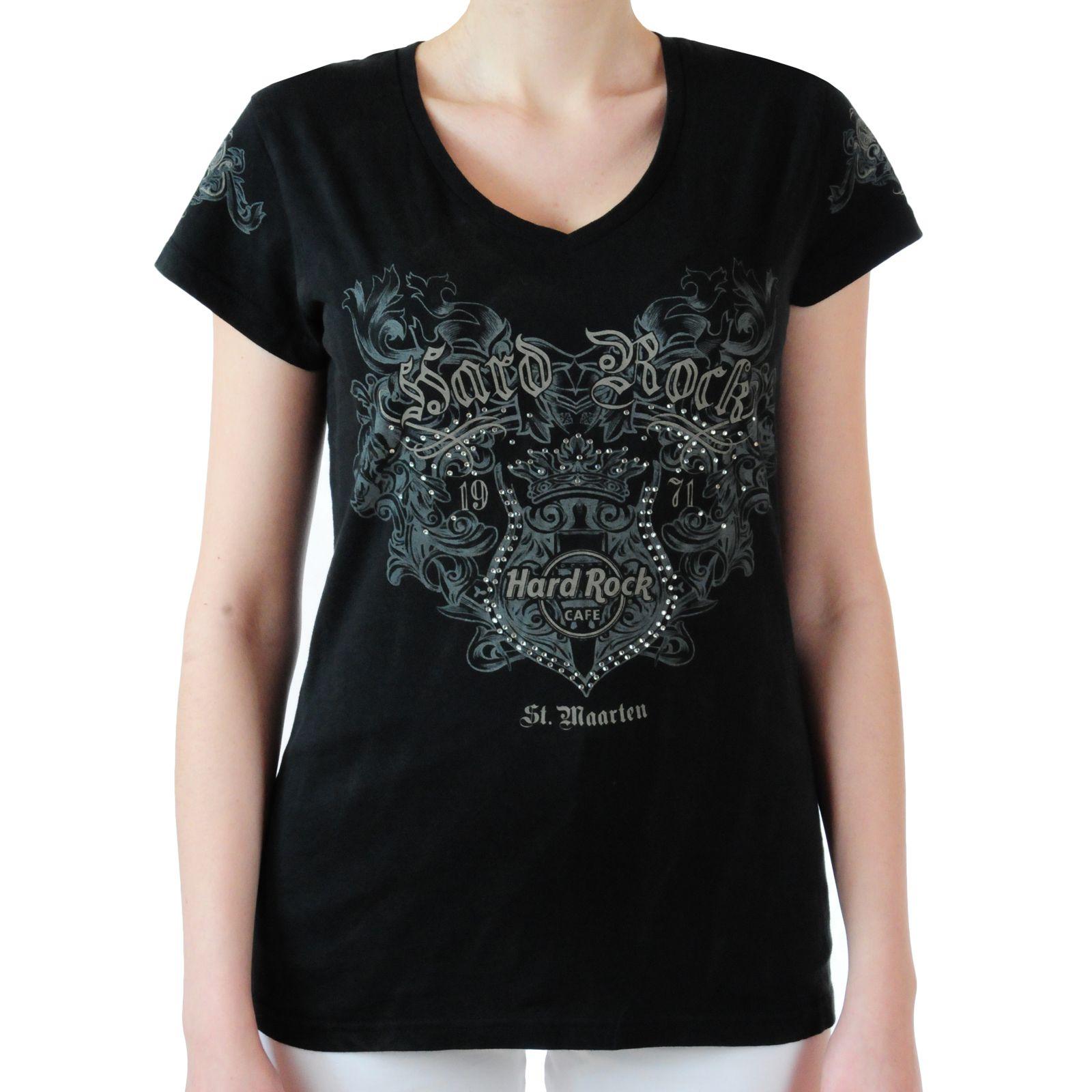 Трендовая женская футболка Hard Rock® San-Francisco