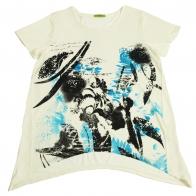 Трендовая женская футболка от Lap Shing®