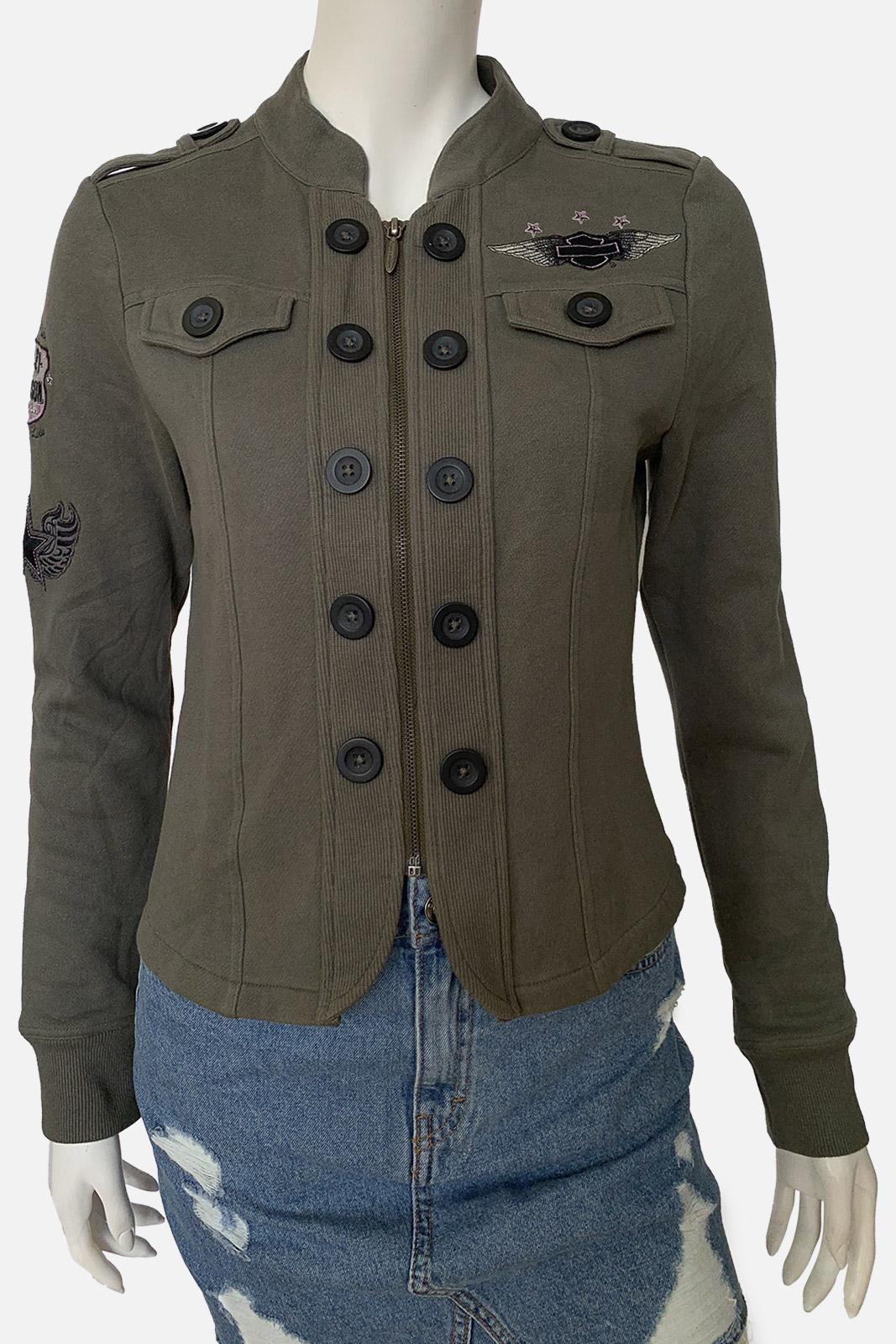 Трендовая женская куртка от Harley-Davidson