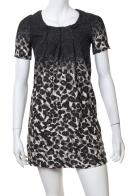 Трендовое леопардовое мини-платьице