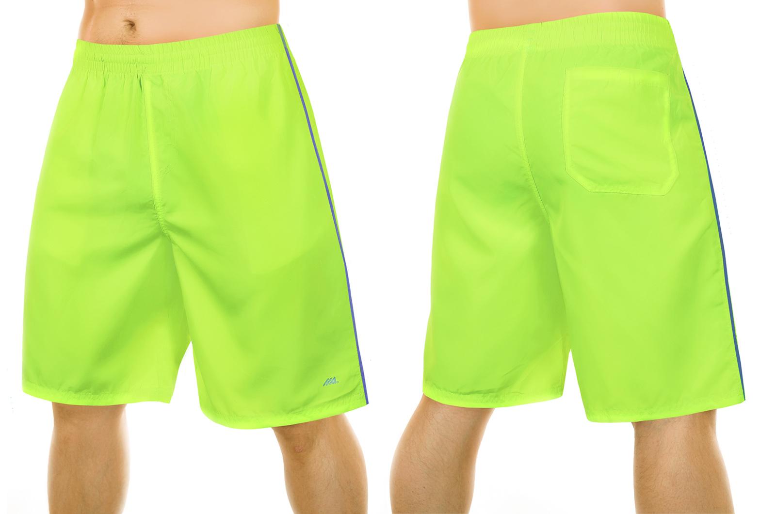 Заказать трендовые бордшорты мужские для летнего отпуска от канадского бренда MACE
